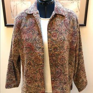 Erin London Tapestry Jacket
